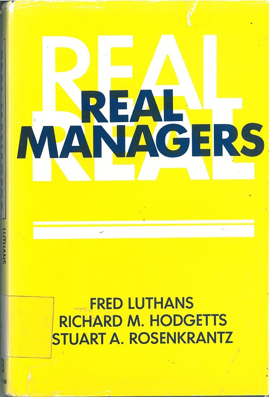 Real Managers
