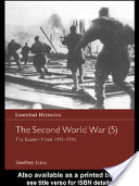 The Second World War: Volume 5 The Eastern Front 1941-1945