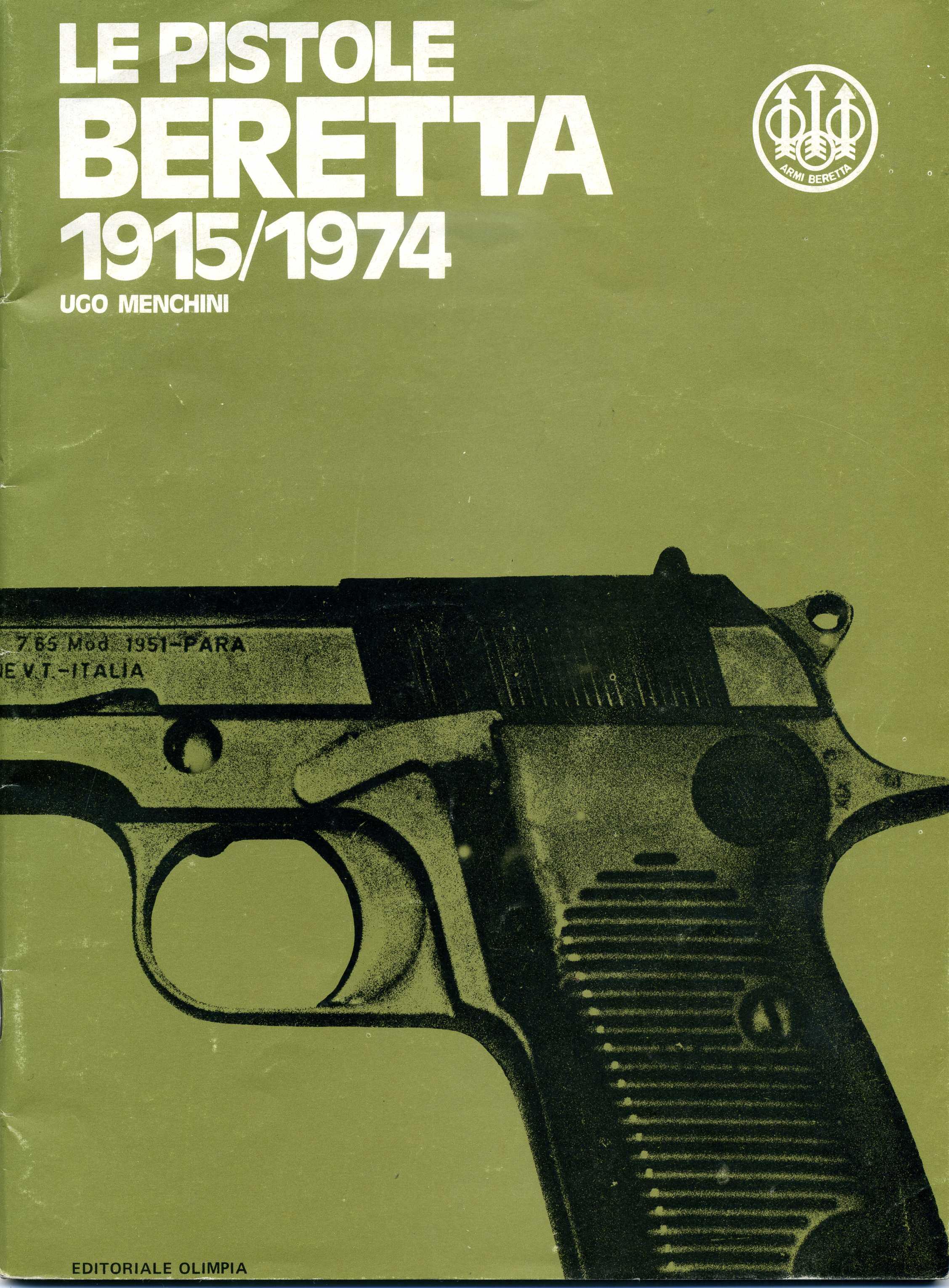 Le pistole Beretta