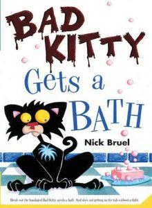 Bad Kitty Gets a Bat...