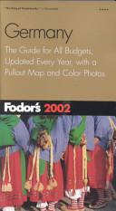 Fodor's Germany 2002