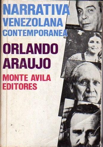 Narrativa venezolana contemporánea