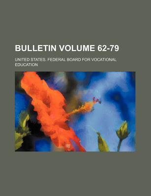 Bulletin Volume 62-79