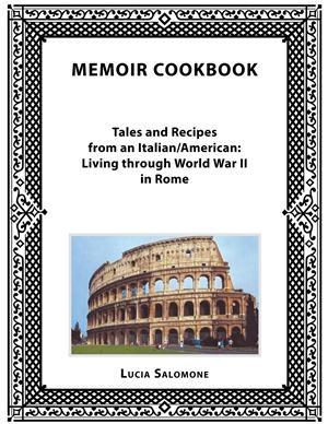 Memoir Cookbook