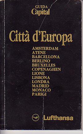 Città d'Europa