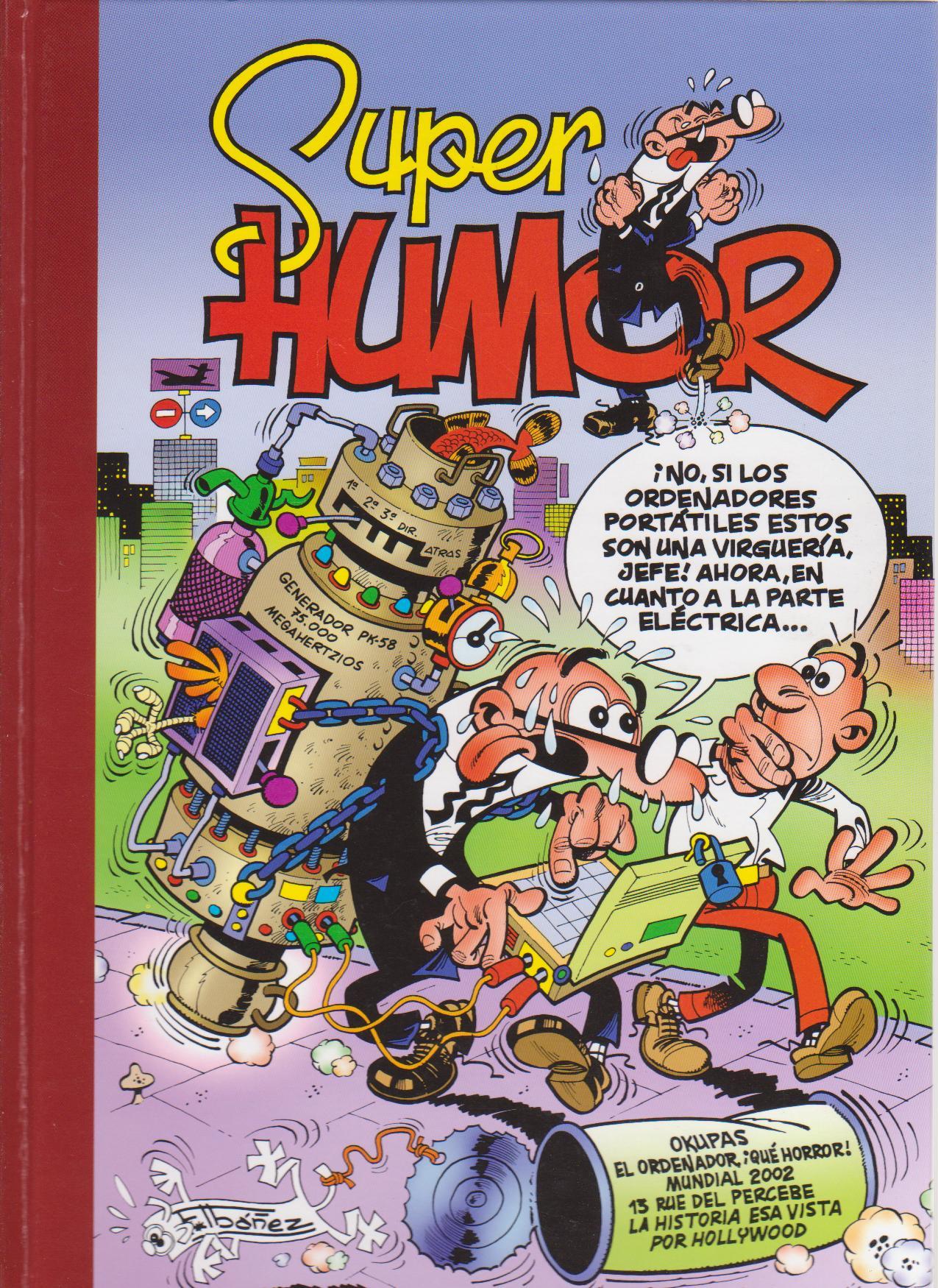 Súper Humor Nº 36