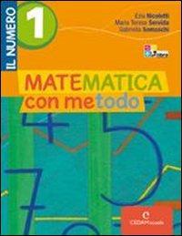 Matematica con metodo. La geometria. Per la Scuola media. Con espansione online