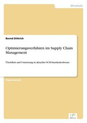 Optimierungsverfahren im Supply Chain Management