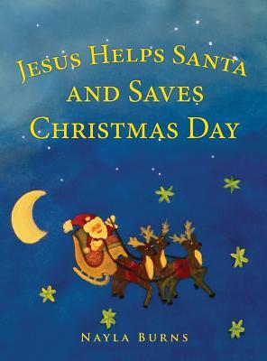 JESUS HELPS SANTA & SAVES XMAS