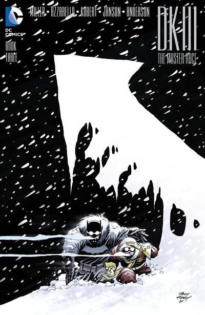 Dark Knight III: The Master Race Vol.1 #3