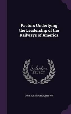 Factors Underlying t...