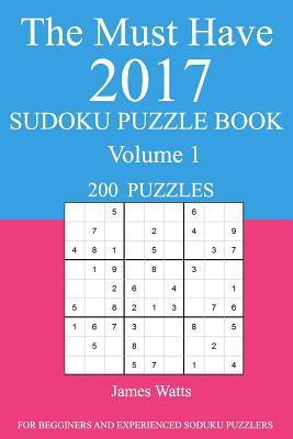 The Must Have 2017 Sudoku Puzzle Book