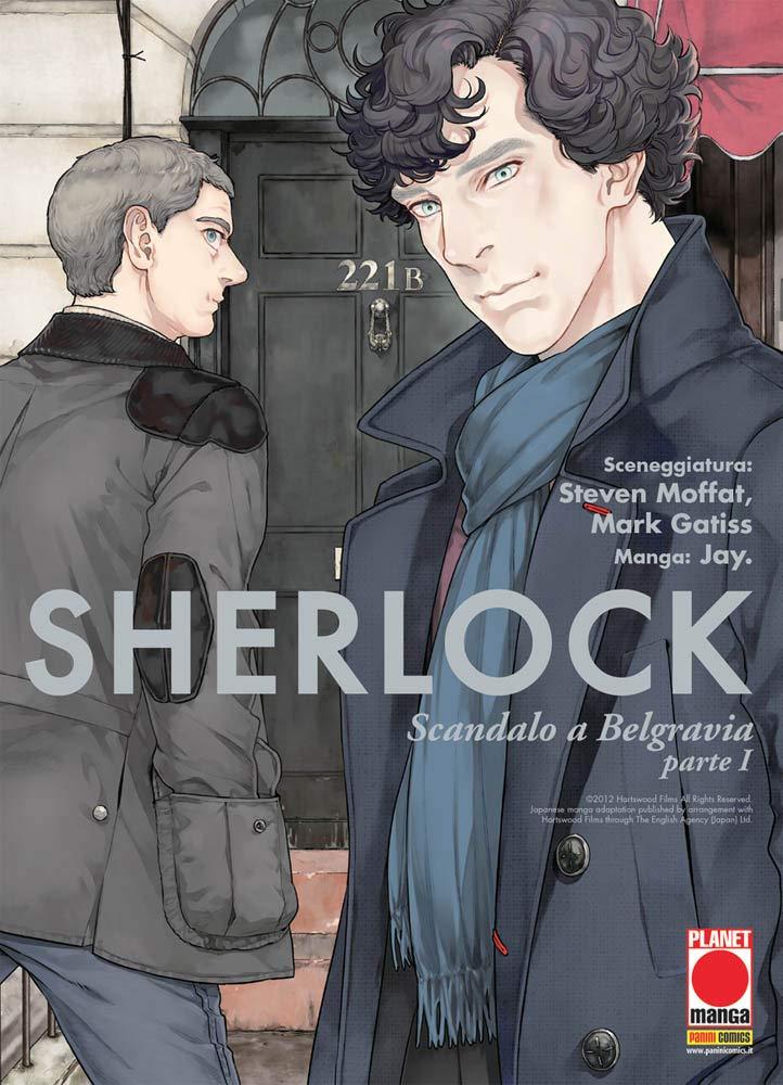 Sherlock vol. 4