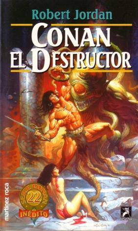 Conan el destructor.