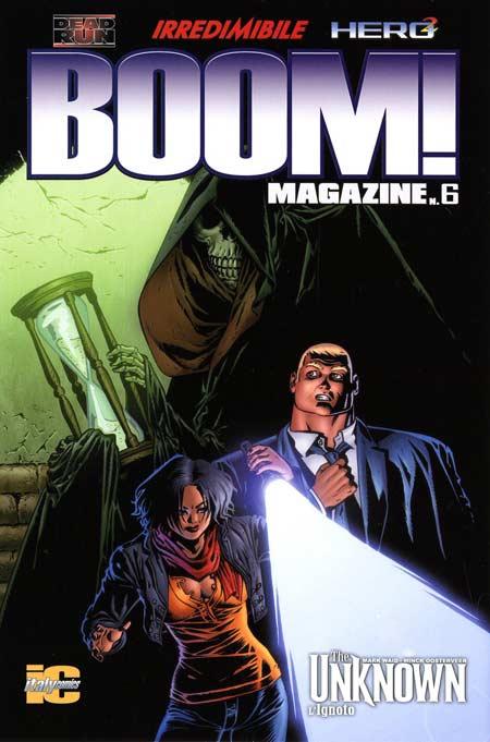 Boom! Magazine n.6