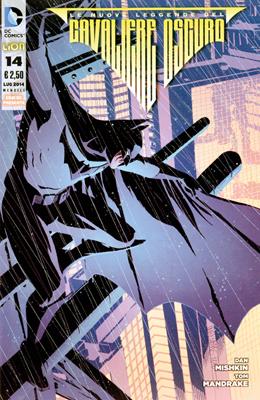 Batman: Le nuove leggende del Cavaliere Oscuro n. 14