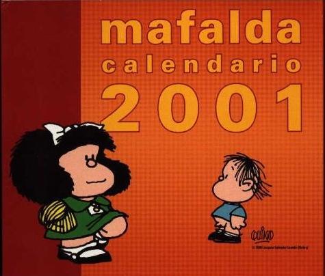 Calendario Mafalda