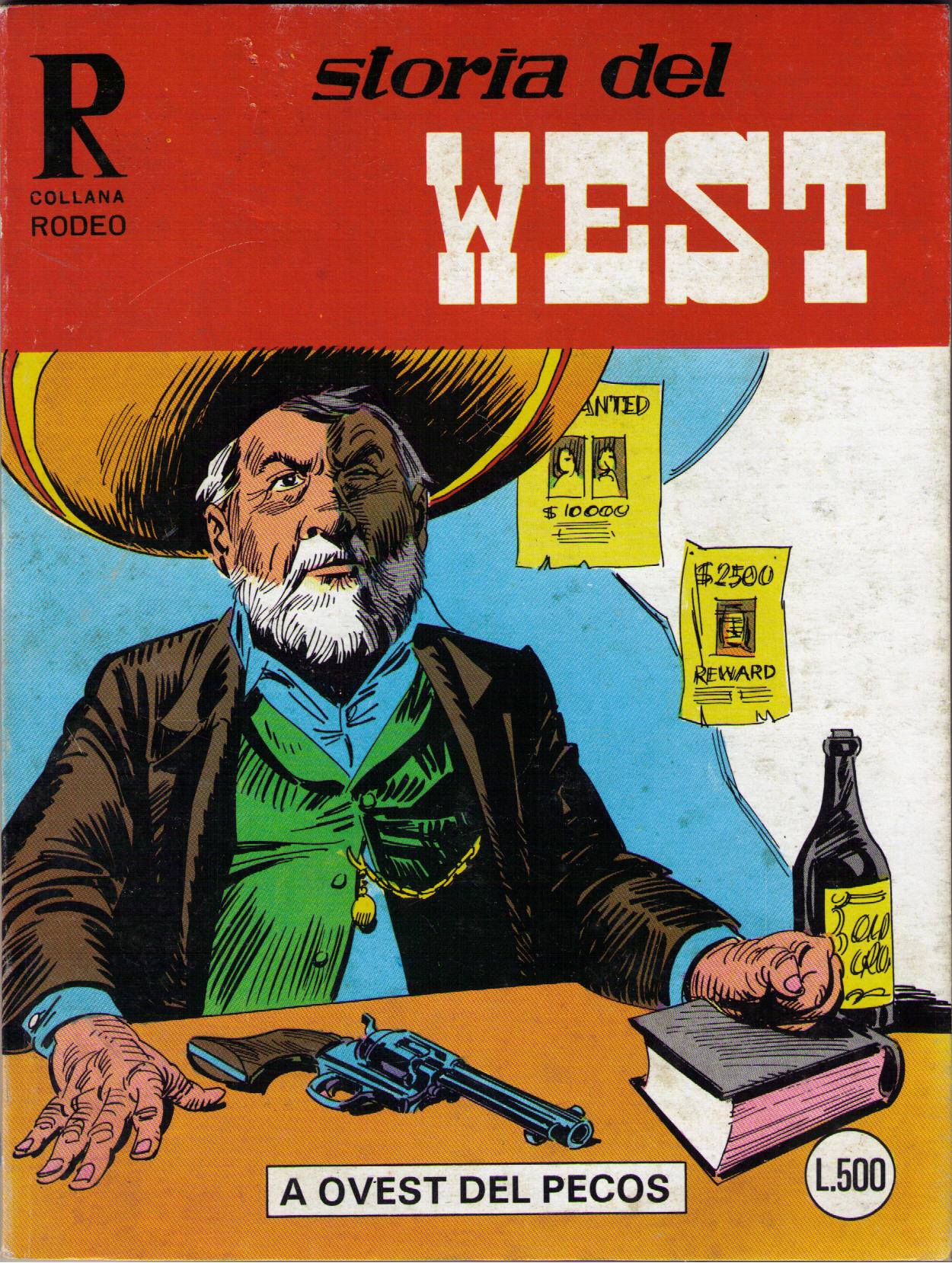 Storia del West n.68 (Collana Rodeo n. 156)