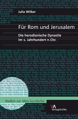 Fuer Rom Und Jerusalem