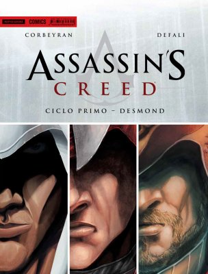 Assassin's Creed vol. 1: Ciclo primo - Desmond