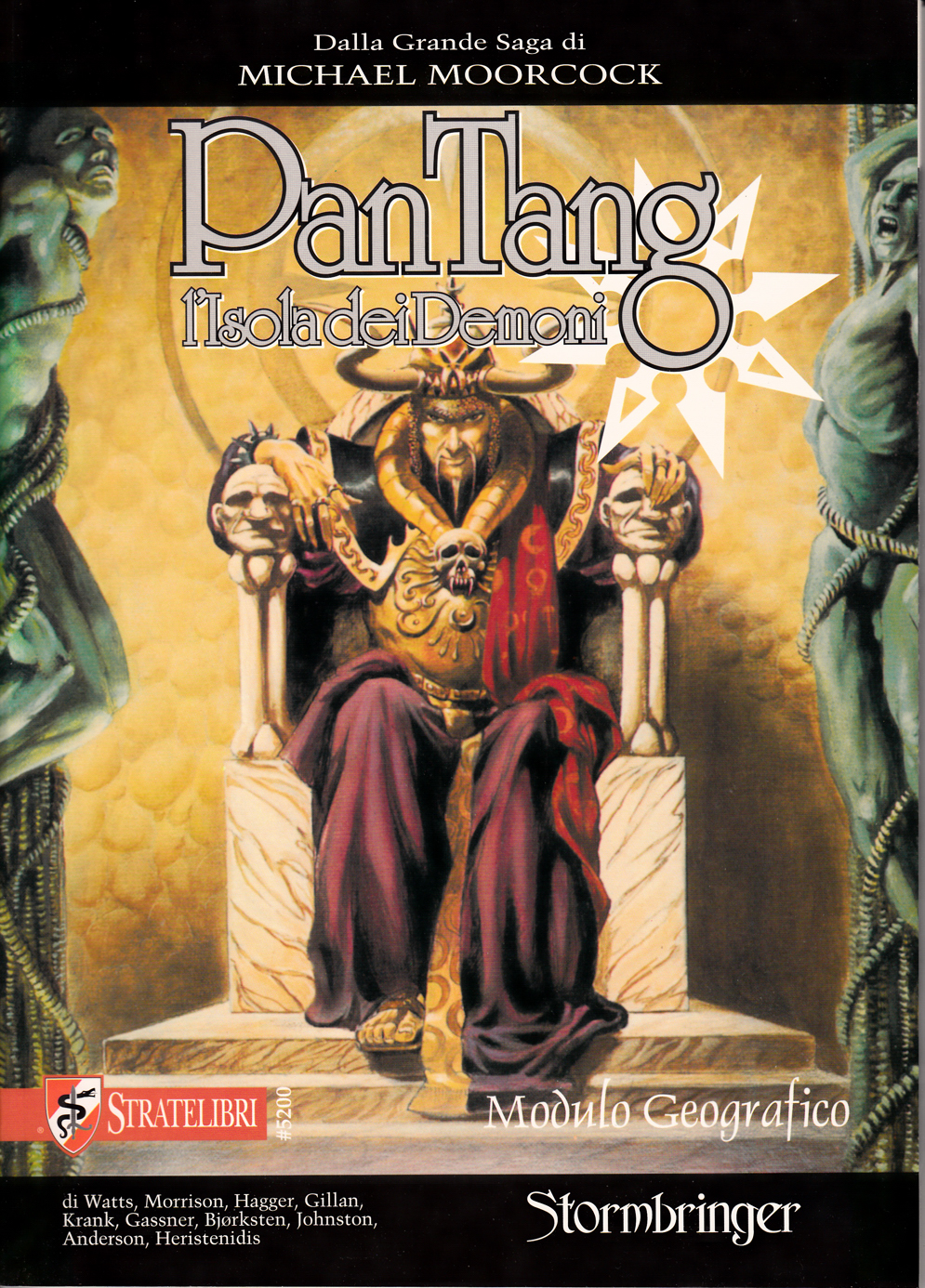 Stormbringer - Pan Tang l'isola dei demoni