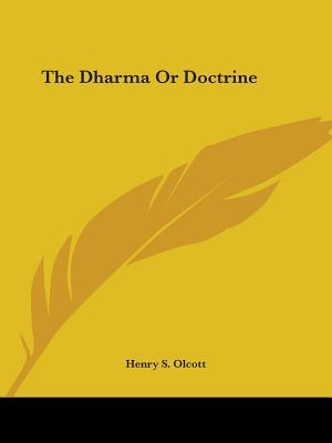 The Dharma or Doctri...