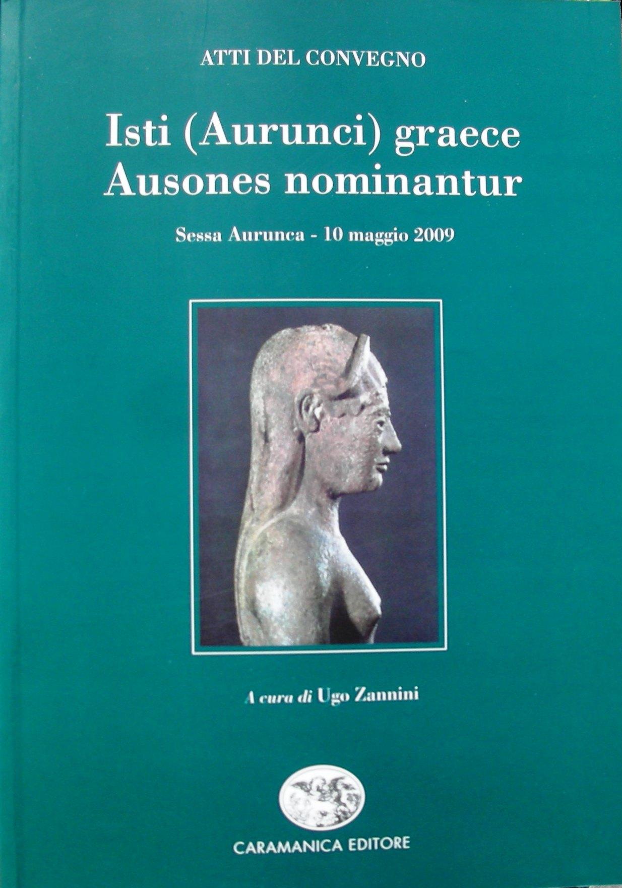 Isti (Aurunci) graece Ausones nominantur
