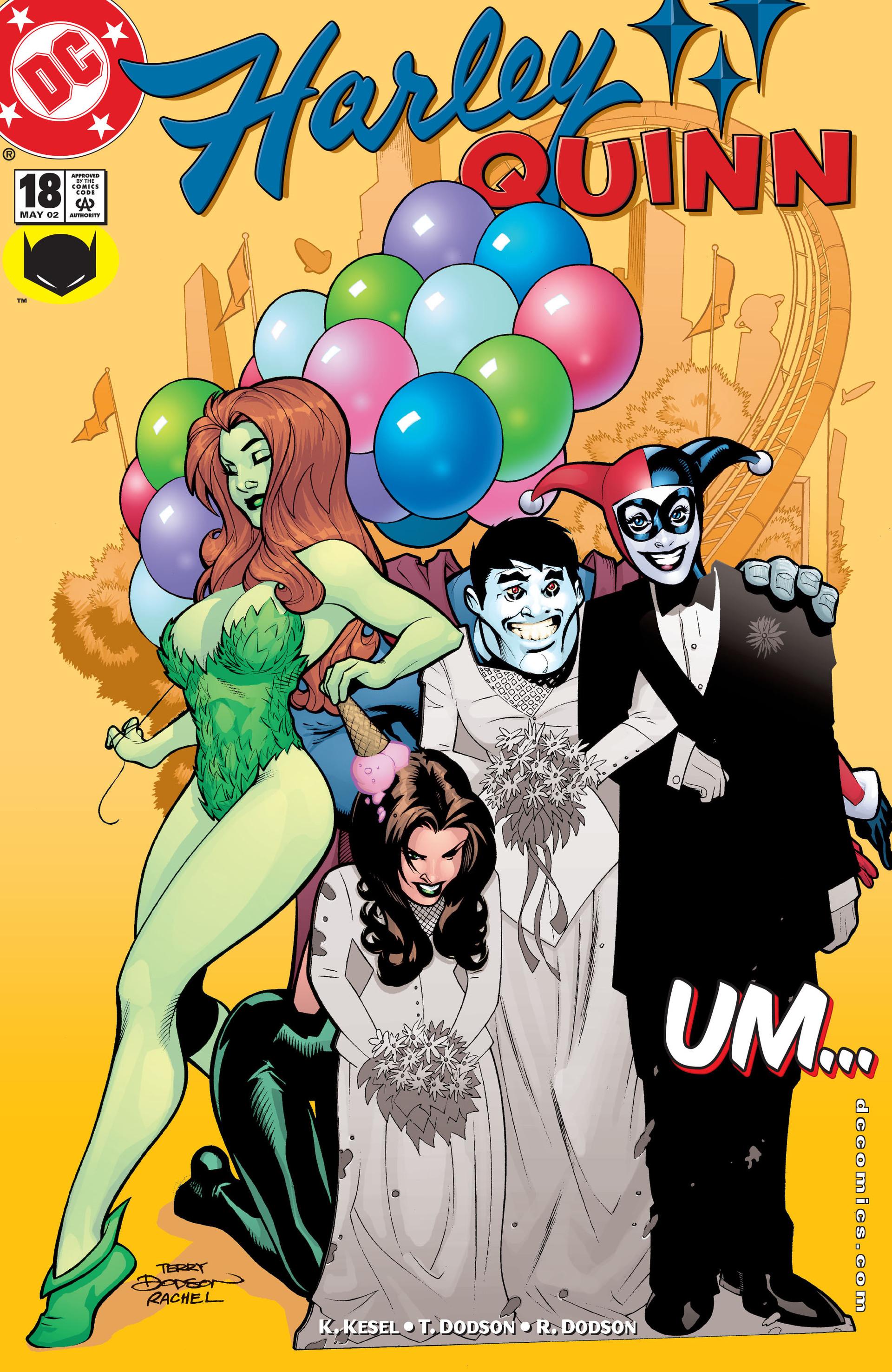 Harley Quinn Vol.1 #18