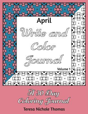 April Write and Colo...