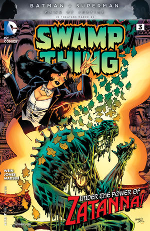 Swamp Thing Vol.6 #3