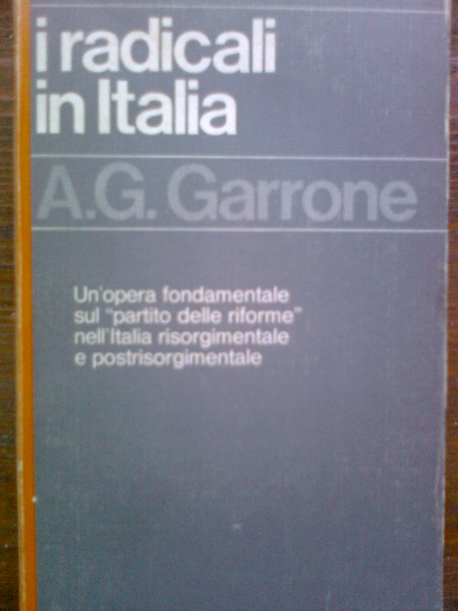 I radicali in italia