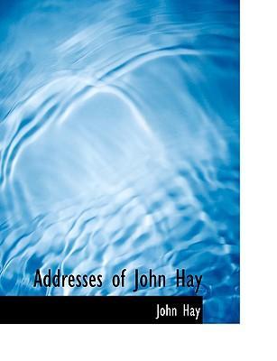 Addresses of John Ha...