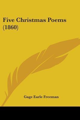 Five Christmas Poems (1860)
