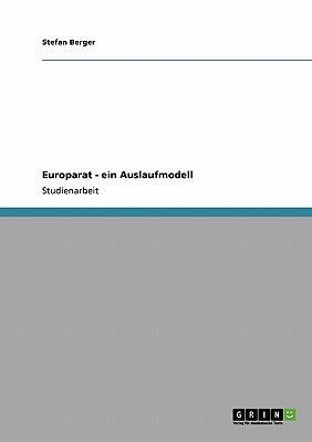Europarat - ein Auslaufmodell