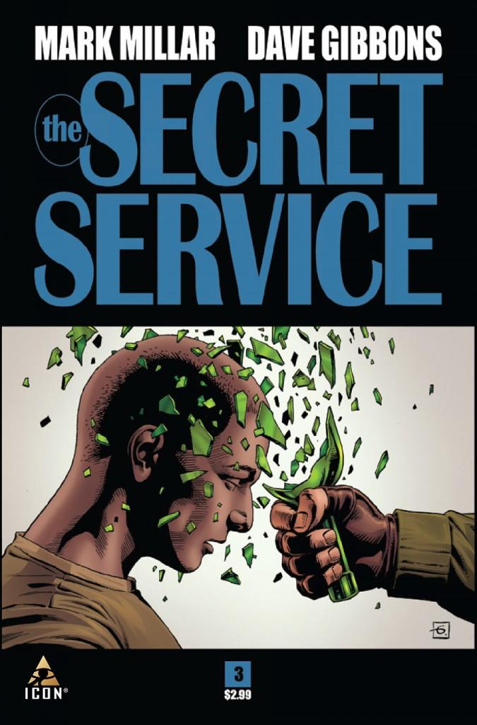 The Secret Service Vol.1 #3