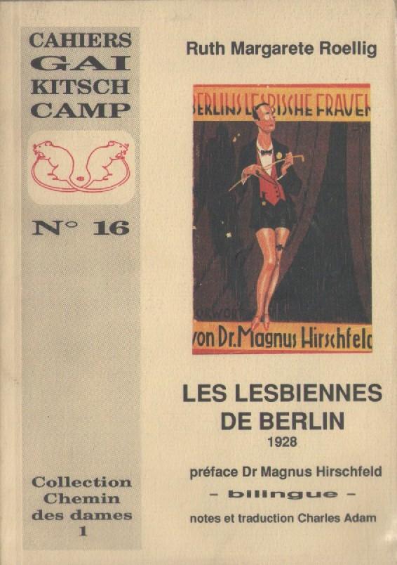 Les lesbiennes de Berlin