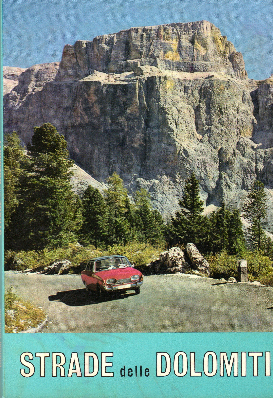Strade delle Dolomiti
