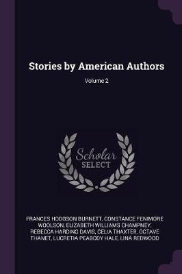 Stories by American Authors; Volume 2
