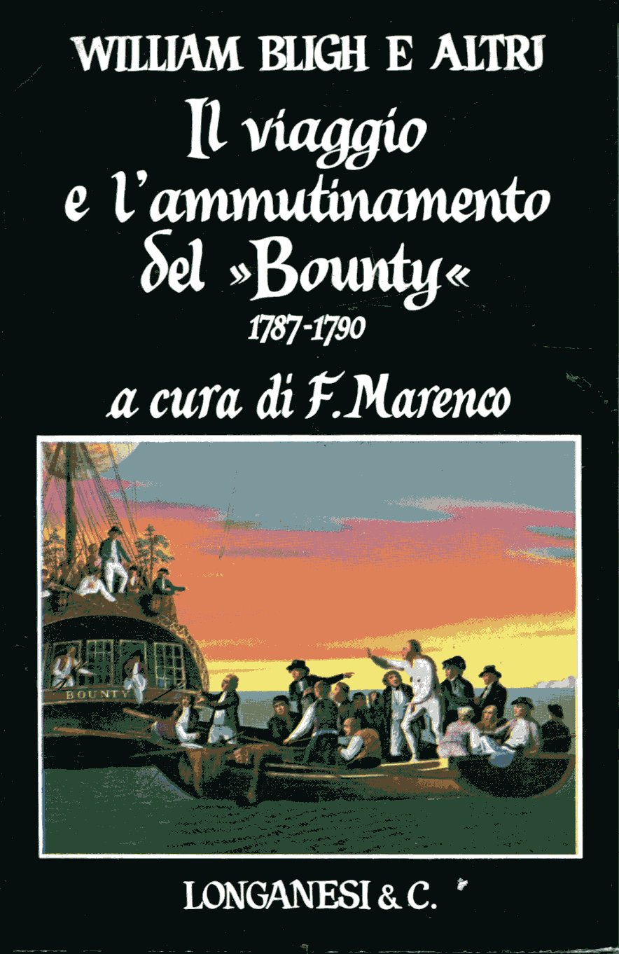 Il viaggio e l'ammutinamento del Bounty