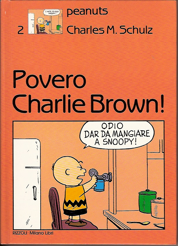 Povero Charlie Brown