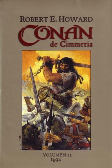 Conan de Cimmeria Volumen II (1934)