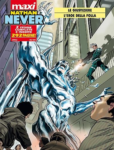Maxi Nathan Never n. 12