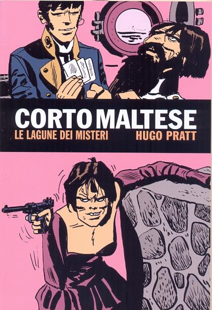 Corto Maltese: Le lagune dei misteri