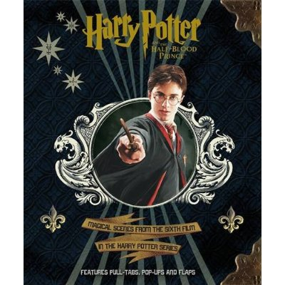 Harry Potter and the Half-Blood Prince Deluxe Gift Book