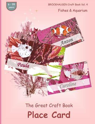 BROCKHAUSEN Craft Book Vol. 4 - The Great Craft Book - Place Card