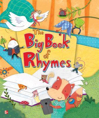 Reading Wonders Big Book - Big Book of Rhymes and Chimes, Grade K