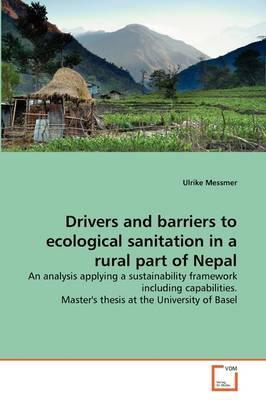 Drivers and barriers to ecological sanitation in a rural part of Nepal