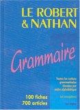 Le Robert & Nathan grammaire