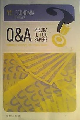 Q&A : misura il tuo sapere : domande e risposte, test d'intelligenza vol. 11