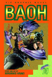 Baoh, Volume 2